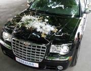 Свадебное авто ,  автомобиль для деловых встреч