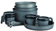 Походный набор стальной посуды 010008-00