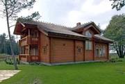 Строительство деревянного дома,  сруба в Симферополе ВЫГОДНО