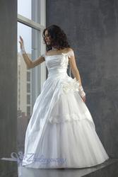 Продам очень счастливое свадебное платье