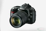 Nikon D90  kit 18-105