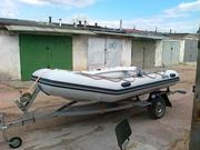 Продам лодку Бриг Балтика (В380)