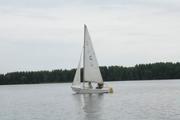 лодка парусная кадетт