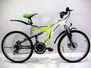Новый Подростковый  Горный Велосипед