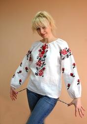 Вышиванки для  модных девушек