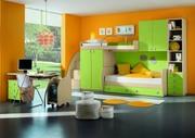 Мебельная фабрика Сервис плюс. Детская мебель под заказ