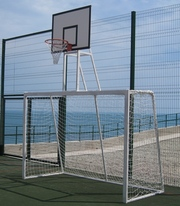 Производим Ворота мини-футбола,  гандбола металлические