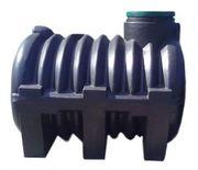 Пластиковый септик для канализации Козин,  Плюты