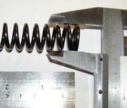 Ответственная продажа пружин для пневматики ИЖ-38,  МР-512,  ИЖ-60,  ИЖ22. Изготовление пружин. Изготовить пружины.