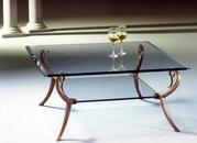 Мебель из стекла,  изделия из стекла.
