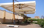 Зонты для кафе,  баров и ресторанов. Зонты солнцезащитные.