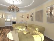 Архитектура дома и дизайн интерьера. Дизайн-проект интерьера
