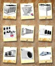 Поставка и монтаж промышленного холодильного оборудования.