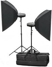 Mircopro Набор студийного света MQ - 200