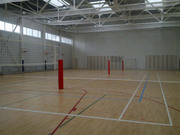 Комплексное оснащение спортивных залов в учебных учреждениях от произв