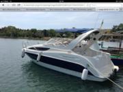 продам моторную яхту Baylainer 285 2003гв