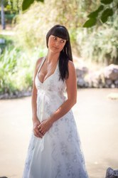 Продам свадебное платье.Состояние хорошее