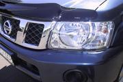мухобойка (аирдефлектор капота) Nissan Patrol