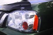 защита фар (пластик) Nissan Navara / Frontier