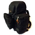 Рюкзак Выживальщика 55л черный мод №4.5