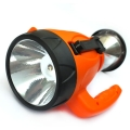 Динамо прожектор,  лампа,  зарядное устройство