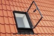 Мансардные окна Velux GVT 0000 Окно-люк