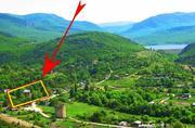 Шикарный замок у реки в крымской Швейцарии,  С. Черноречье