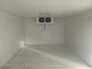 Холодильные камеры для хранения рыбы
