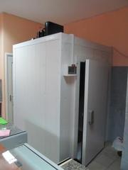 Холодильные камеры для охлаждения и хранения мяса
