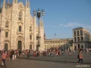 Шоппинг  на распродажах в Милане со стилистом,  персональным шоппером.