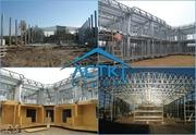 Строительство быстровозводимых ангаров и складов в Крыму