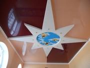 Натяжные потолки,  изготовление и монтаж в Крыму