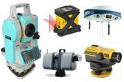 Продажа геодезического и измерительного оборудования в Крыму.