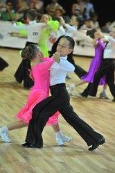 Бальные танцы для детей от 5 лет в Симферополе