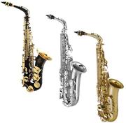 Саксофоны, трубы.