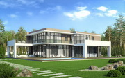 Проектирование домов и коттеджей в Крыму. Готовые проекты домов.