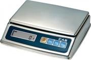 Продаются электронные торговые весы CAS  PW-II (2,  5,  10)