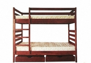 Двухъярусная кровать - трансформер от производителя.