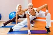 Фитнес,  коррекция фигуры,  боди-балет