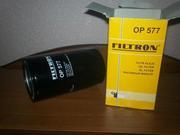 Фильтр масляный Volvo F,  FH,  N (грузовик). Filtron OP577
