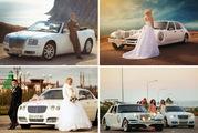 Эксклюзивные машины на свадьбу! Кабриолеты,  ретро,  лимузины!