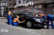 Требуются автомойщики. Зарплата 1000 руб. в день.