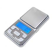 Весы карманные электронные ювелирные 0.01-200
