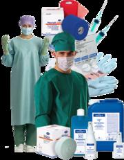 Медицинское оборудование| Мебель в ЛПУ| Медицинские расходные материалы.