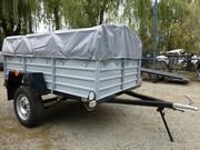 Продам прицеп легковой СМФ 122 Серый в Крыму
