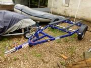 Продам прицеп легковой для гидроцикла Road Master в Крыму