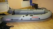 Продам лодку Посейдон Касатка-335 в Крыму