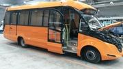 Автобус марки FoxBus на базе шасси Iveco