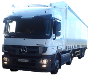 Доставка грузов в любой город Крыма