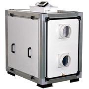 Вентиляционные установки с рекуператором и тепловым насосом